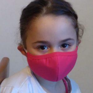 mascherina bambino